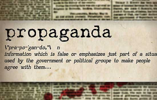 Propaganda u doba virusa