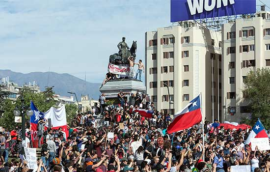 demonstracije-Cile