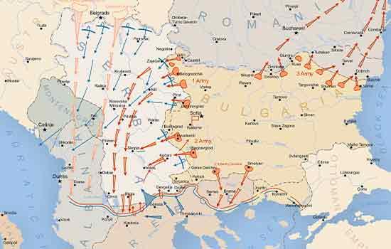 Bugarska kapitulacija