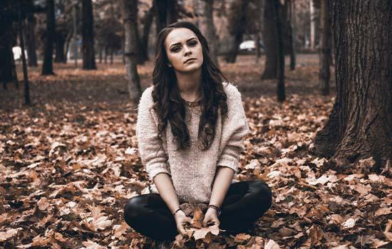 Korona depresija