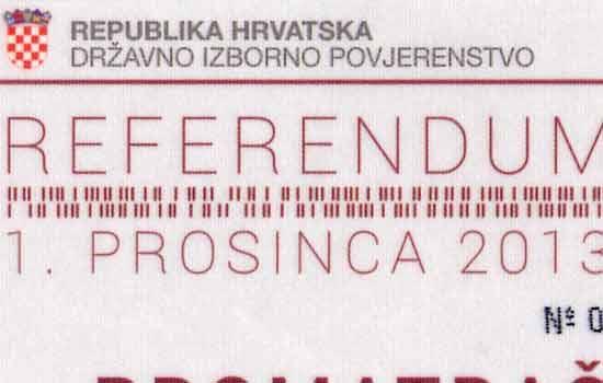 Zakon o referendumu