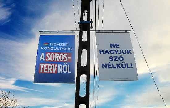 Soros vs Orban