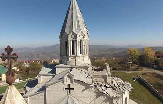 Armenska mora