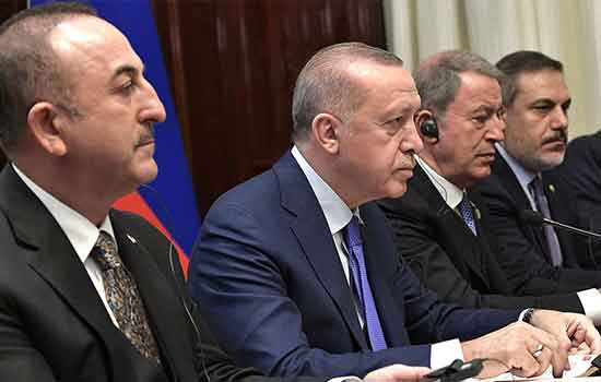 Turska u 2020