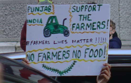 Indijske demonstracije