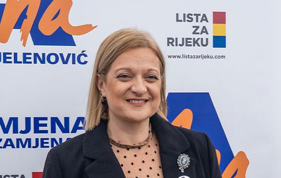 Razgovor s Anom Blečić Jelenović