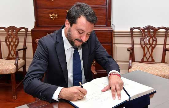 Salvinijeva izdaja