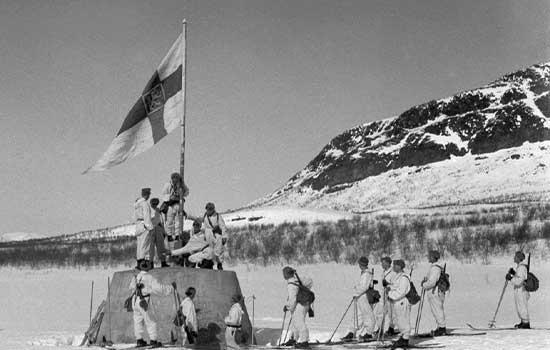 Finska u Drugom svjetskom ratu