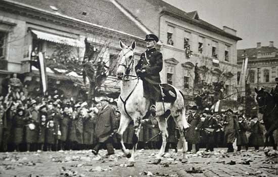 Mađarska na Istočnoj fronti