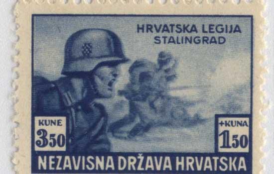 NDH na Istočnoj fronti