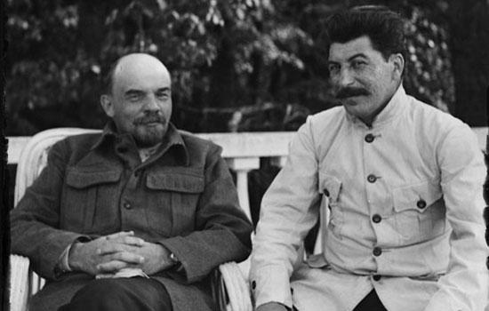 Rusi i Staljin