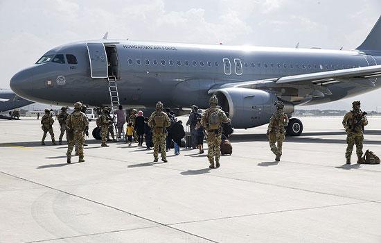 Broj evakuiranih iz Kabula